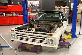 How To Swap A Cop Car Frame Under An F-100 Pickup - Hot Rod Network