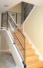 Banister And Railing Decorations Banister Railing Wood Banister ... Wrought Iron Railing To Give Your Stairs Unique Look Tile Glamorous Banister Railings Outdbanisterrailings Astounding Metal Unngmetalbanisterwrought Deckorail 6 Ft Redwood Rail Stair Kit With Black Alinum Banister Interior Kits And Kitchen Design Glass Staircase Railings Types Designs Modern Lowes Spindles Indoor Ideas Decorations Interior Kit Lawrahetcom Model Remarkable Picture
