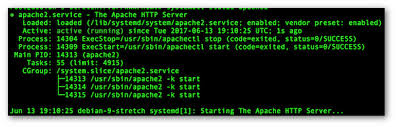 Cara Install Lamp Ubuntu 1404 by How To Install Linux Apache Mysql Php Lamp Stack On Debian 9