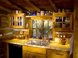 Rustic Kitchen Islands