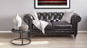 canape chesterfield cuir canapé chesterfield ventes privées westwing