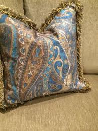 Marge Carson Sofa Pillows by Marge Carson Oahu Bronze King Fontaine Bedding Package Garden