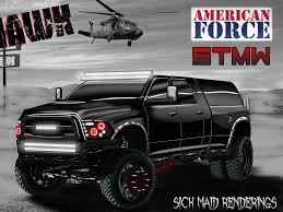100 Build Dodge Truck 2012 RAM 3500 Mega Cab Dually Code Name Blackhawk Diesel Army