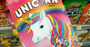 Unicorn Cereal If You Have A Fan Hurry On Over To Get This 1 Shop Or