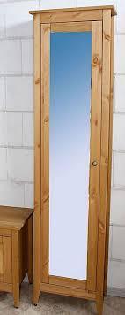 bad hochschrank kiefer gelaugt geölt badschrank spiegel holz massiv