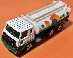 100 Nissan Diesel Truck Tomica NISSAN DIESEL TRUCK JOMO No53 Vintage Dicast Car Toy Junk