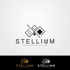 100 Interior Designers Logos Upmarket Modern Design Logo Design For Stellium