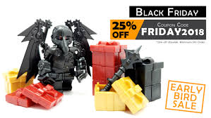Get 25% Off - Early Black Friday Savings! - BrickWarriors