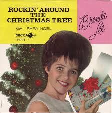 Who Sings Rockin Around The Christmas Tree by The Twelve 45 Rpm Sleeves Of Christmas U0027rockin U0027 Around U2026 Flickr