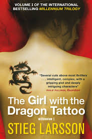 The Millennium Trilogy Girl With Dragon Tattoo Who Played Fire Kicked A Hornets Nest By Stieg Larsson