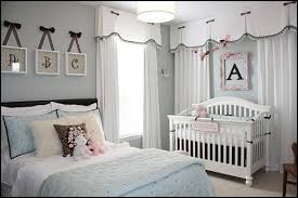 Shared Baby And Teen Room