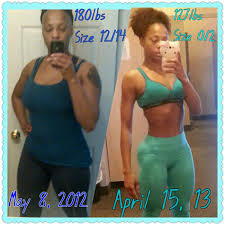 Black Women Weight Loss Before And After