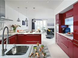 cuisine moderne ouverte emejing cuisine moderne ouverte sur sejour pictures design