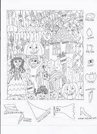 Printable Halloween Books For Preschoolers by Halloween Printables With Hidden Pictures U2013 Halloween Wizard
