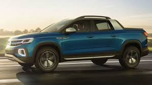 Volkswagen Tarok Pickup Is A Transformable Truck | Fox News