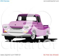 Clipart Vintage Purple Pickup Truck - Royalty Free Vector ... Clipart Of A Cartoon White Man Driving Green Pickup Truck And Red Panda Free Images Flatbed Outline Tow Clip Art Nrhcilpartnet Opportunities Chevy Chevelle Coloring Pages 1940 Ford Pick Up Watercolor Pink Art Flower Vintage By Djart 950 Clipart Vintage Red Pencil In Color Truck Unbelievable At Getdrawingscom For Personal Use