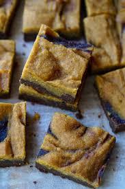 Healthy Chocolate Pumpkin Desserts by Healthy Chocolate Pumpkin Bars Guest Post Beautiful Healthy