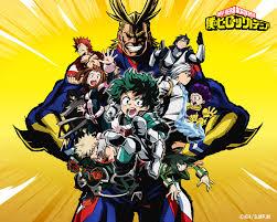 My Hero Academia Kind Of Mainstream Superhero Heroine Manga The Usual Shonen Jump Formula But Read It Its Truly Addicting