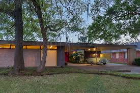 100 Midcentury Modern Architecture Restoration Of House In Houston To Receive