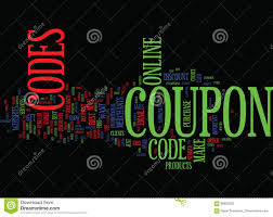 Figis Coupon Codes Text Background Word Cloud Concept Stock Vector ...