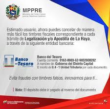 Legalizaciones MPPRE On Twitter
