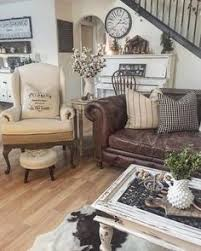 Brown Living Room Decorating Ideas by Cozy Living Room Brown Couch Decor Ladder Winter Decor Living