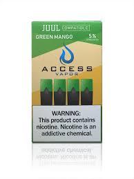 Access Vapor Pods - JUUL Compatible - 4 Pack