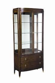 Pulaski Glass Panel Display Cabinet by Thomasville Studio 455 Bunching Curio Cabinet Dunk U0026 Bright