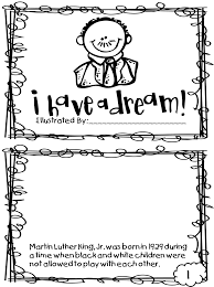 Martin Luther King Coloring Pages For Kindergarten