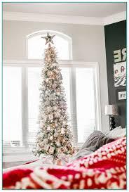 lights slim tree