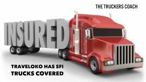 Traveloko - SCHNEIDER FINANCE TRUCK , Insurance Options - YouTube