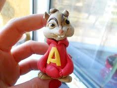 Alvin And The Chipmunks Cake Toppers by Amazing Fondant Cakes Amazing Grace Cakes Alvin And The