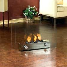 Portable Gas Fireplace Indoor Indoor Fireplace Portable Natural