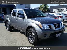 2018 Used Nissan Frontier Crew Cab 4x4 PRO-4X Automatic Truck Crew ...