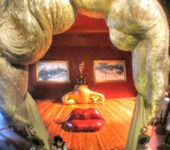 Salvador Dali Mae West Lips Sofa 1938 by Best 25 Salvador Dali Museum Ideas On Pinterest Salvador Dali