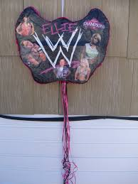 Wwe Diva Room Decor by Wwe Wwedivas Wrestling Party Handmade Wwe Diva U0027s Pinata For Girls