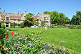 100 The Lawns Herbaceous Borders Surrounding The Lawns Are Full Of
