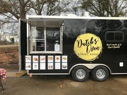 Meals On Wheels: Dutch's Oven Street Food Truck Parks In Clinton ...
