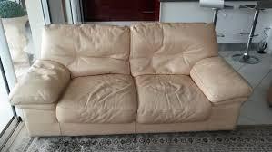 canapé cuir blanc roche bobois achetez canapés cuir roche occasion annonce vente à gap 05