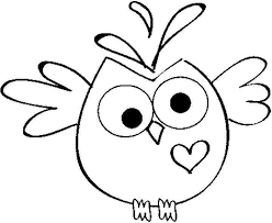 Owl Coloring Pages To Print 16