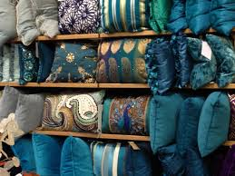 pier one christmas throw pillows black imports blue indoor photos