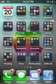 Organizing Your iPhone Home Screen – The Apple Thing