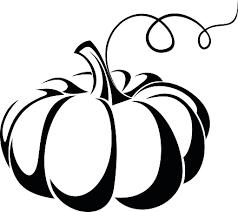 Pumpkin black and white pumpkin clipart black and white silhouette clipartfest 2