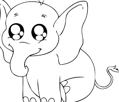 Cute Coloring Pages Baby Animal And Free Leapfrog Easy Pegasus Page For Kids Pictures Of U Realistic