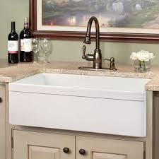 Farmhouse Style Sink by The Most Outstanding Farmhouse Kitchen Sink Ideas Kitchen
