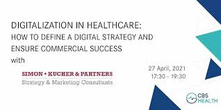 digitalization in healthcare digital strategy and