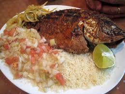 cuisine v馮騁arienne recettes recette ivoirienne attiéké poisson negronews