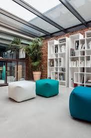 moderne hocker für wohnzimmer öko leder hocker für zuhause