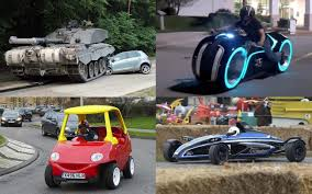 100 Cars And Trucks And Things That Go Vehicles You Wont Believe Are Road Legal