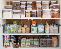 Stackable Pantry Storage Containers • Kitchen Appliances And Pantry